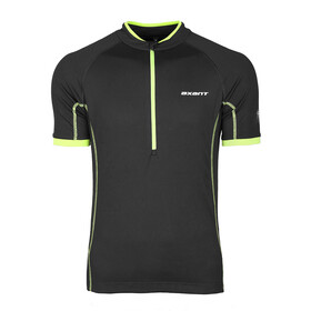 axant Elite Short Sleeve Jersey Men black/green